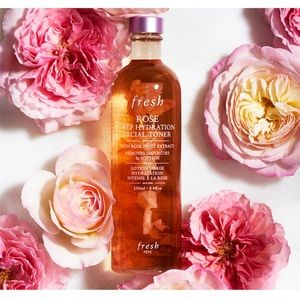 💕🌹 Fresh Rose Deep Hydration Facial Toner Soften